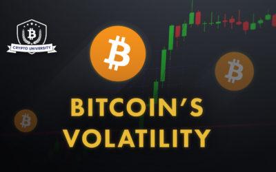 Bitcoin's Volatility