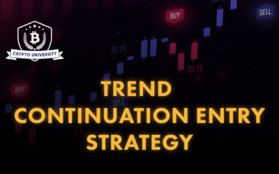 The Trend Continuation Entry Strategy