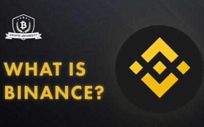 What Is Binance?