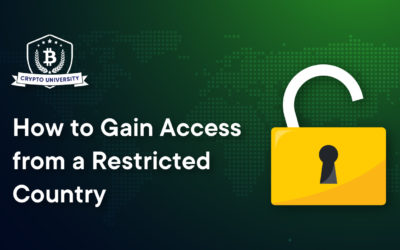 How to Gain Access from a Restricted Country