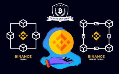 Binance Chain & Binance Smart Chain