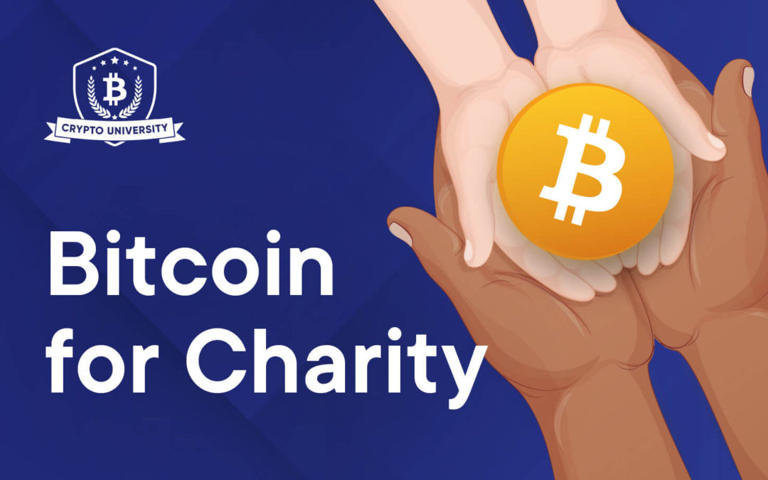Bitcoin for Charity